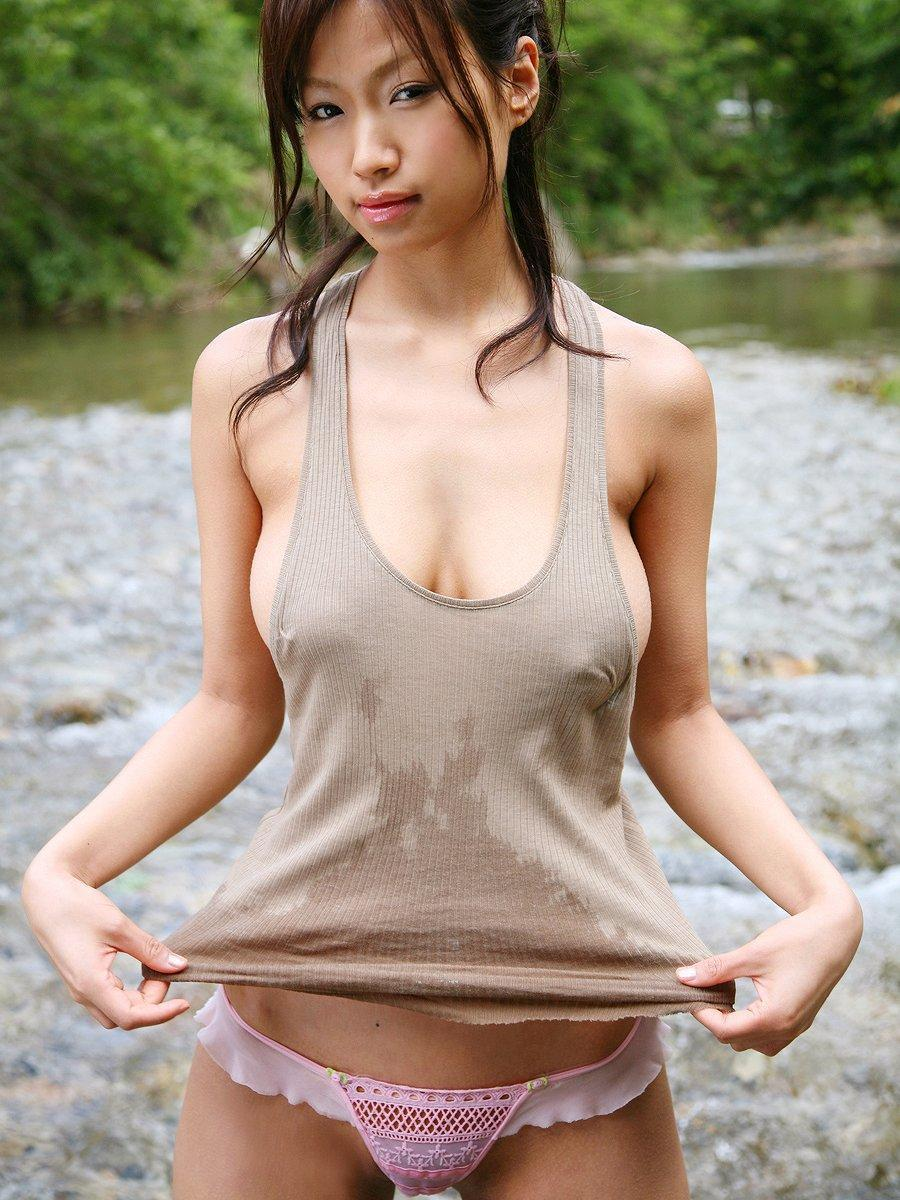 18349-Asian-girl-wets-her-enormous-boobs Asian girl wets her enormous boobs